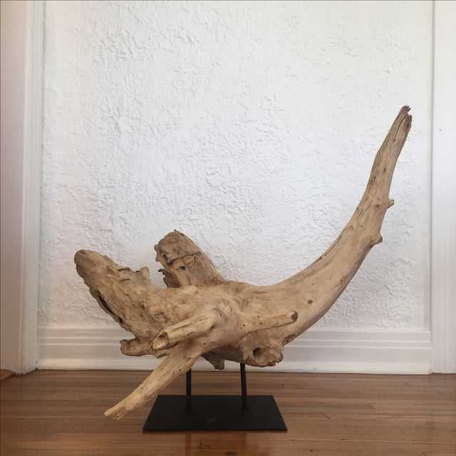 HD Buttercup Oversized Driftwood on Stand - Image 2 of 9