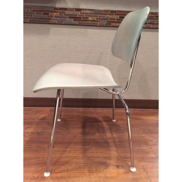 Image of Eames Herman Miller Plywood Dining Chair