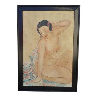 Asian Nude Portrait