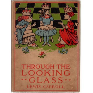 Through The Looking Glass Book