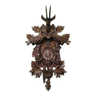 Cuckoo Clock by Anton Schneider