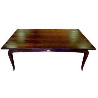 Impressive Macassar Ebony Dining Table