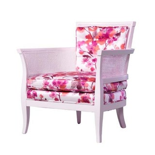 Refurbished Pink Chair