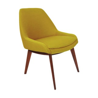Mid-Century Modern Occasional Side Chair