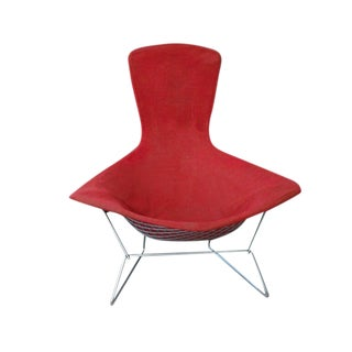 Knoll Bertoia Bird Chair With Cover