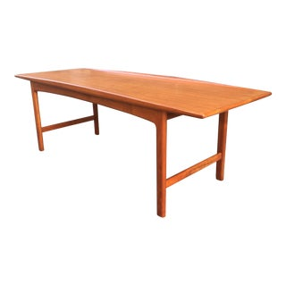 Frisco Teak Coffee Table by Folke Ohlsson