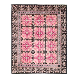 """Suzani Hand Knotted Area Rug - 8' 0"""" X 10' 2"""""""