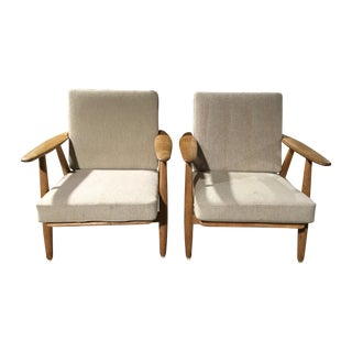 Hans Wegner Cigar Chairs - A Pair