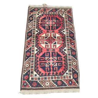 "Handmade Turkish Rug - 2'3"" X 4'3"""