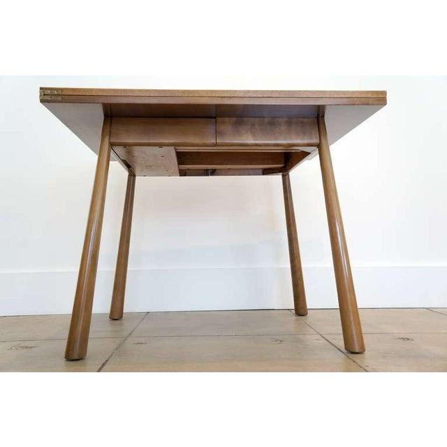 Terence Harold Robsjohn-Gibbings Fliptop Table - Image 3 of 8