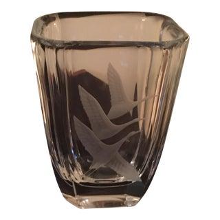 Vintage Strombergshyttan Vase