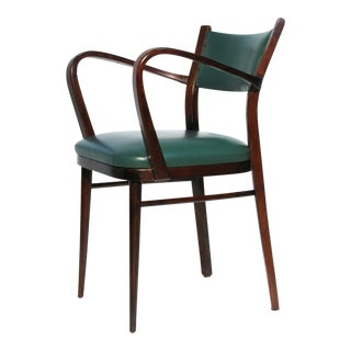 Italian Bentwood Armchair