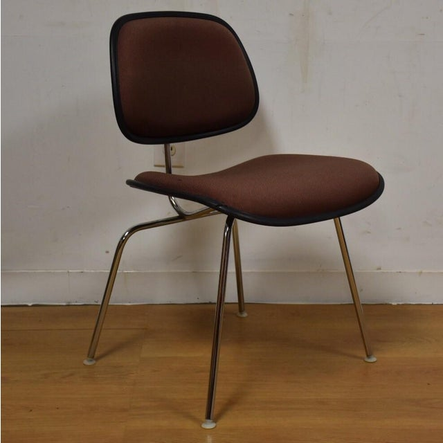 eames for herman miller dcm dining chair chairish
