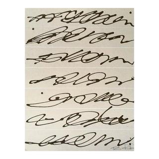 "Original Kayce Hughes - ""Love Notes in Brown"""