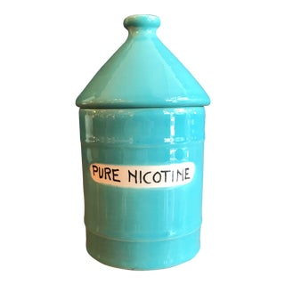 Raymor Italy Pure Nicotine Jar