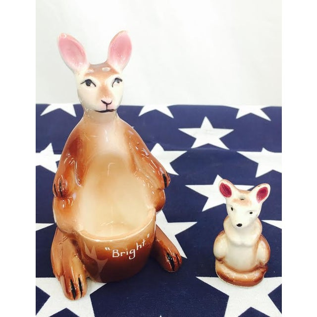 Vintage Kangaroo Salt & Pepper Shakers - Image 3 of 5