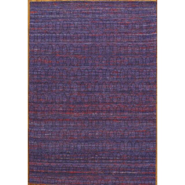 Pasargad Modern Collection Sari Silk Rug - 6' X 8' - Image 2 of 3