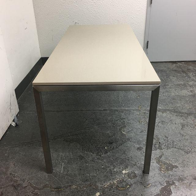 Room U0026 Board Quartz Top Portica Dining Table   Image 6 ...