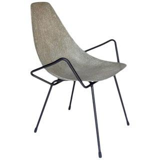 Unusual Sculptural Fiberglass Chair