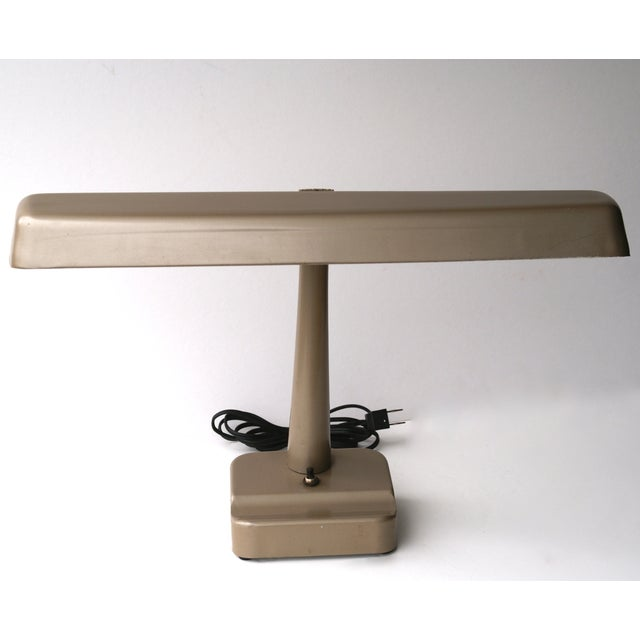 Image of Mid-Century Industrial Desk Lamp