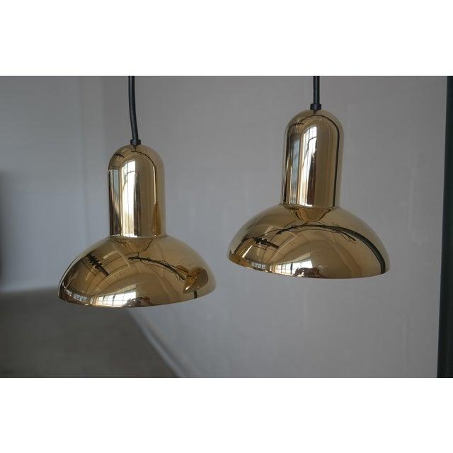 Lyfa Danish Modern Pendant Lighting - A Pair - Image 4 of 6