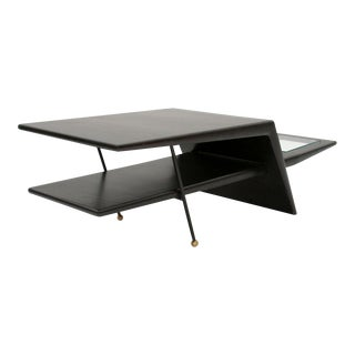 Mid-Century Modern Sculptural Coffee Table