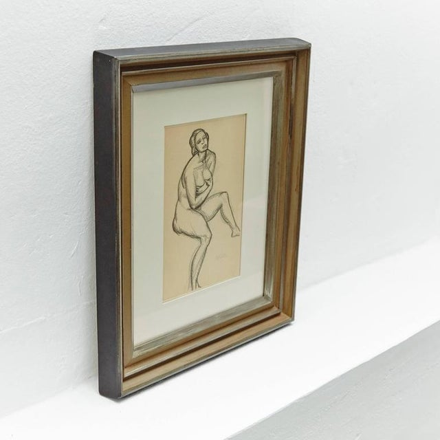 Image of Andre Lhote Drawing in Pencil
