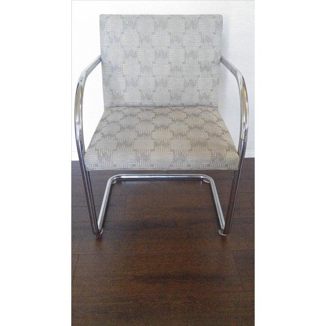 Tubular Knoll Brno Chairs- Set of 6 - Image 7 of 7