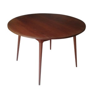 Thos Moser Round Dining Table