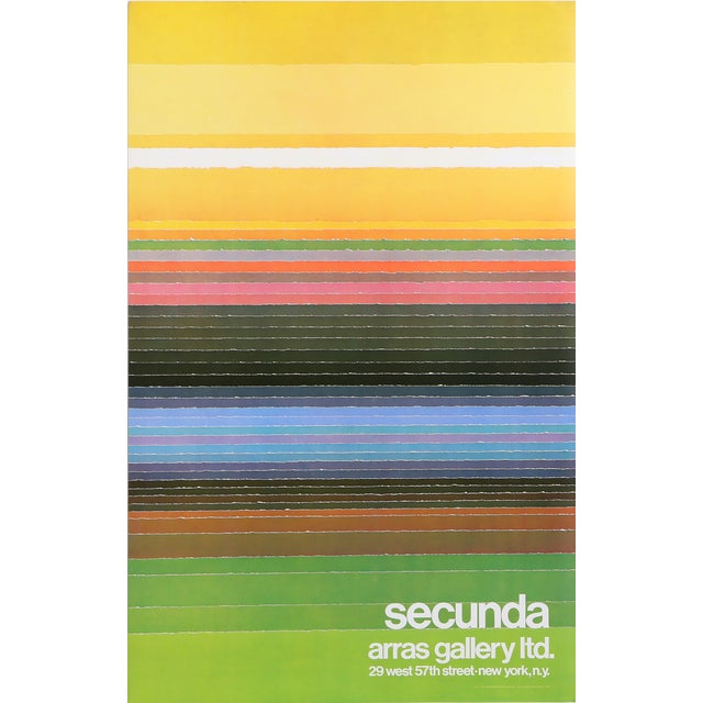 Image of Arthur Secunda Poster - Arras Gallery