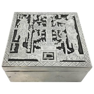 Joy SN Antonio Sterling Silver Box