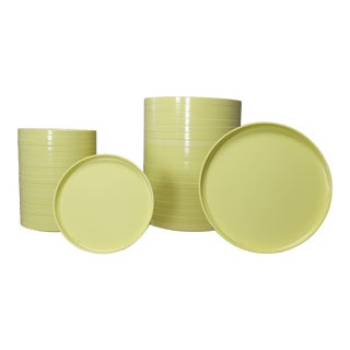 Massimo Vignelli for Heller Dinnerware - Set of 40