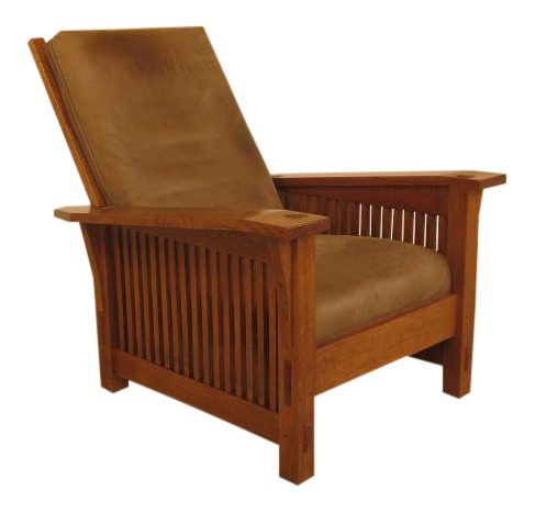 Stickley Mission Oak Arts u0026 Crafts Morris Chair  sc 1 st  Chairish & Gently Used Stickley Furniture | Up to 50% off at Chairish islam-shia.org