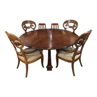 Century Furniture Consulate Hortense Dining Set