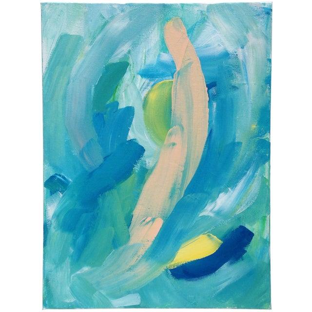 """Image of Dani Schafer """"Charmé"""" Original 2014 Painting"""