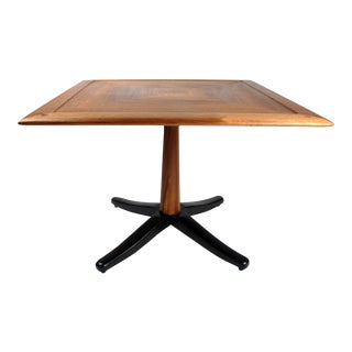 Solid Wood Occasional Table with Butterfly Joinery