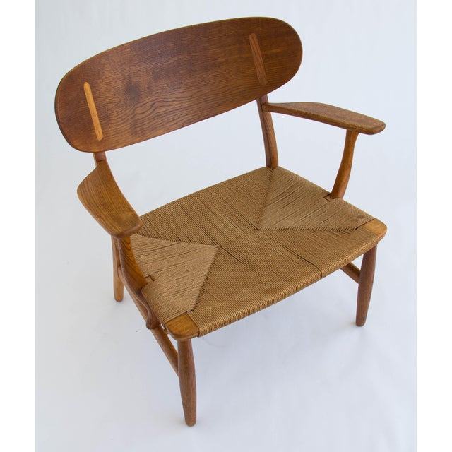 Hans Wegner Occasional Chair - Image 3 of 9