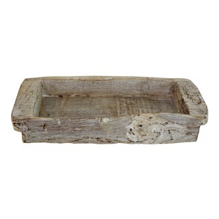Rustic Live Edge Wood Tray
