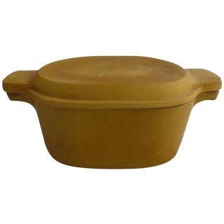 Vintage Bennington Pottery Casserole