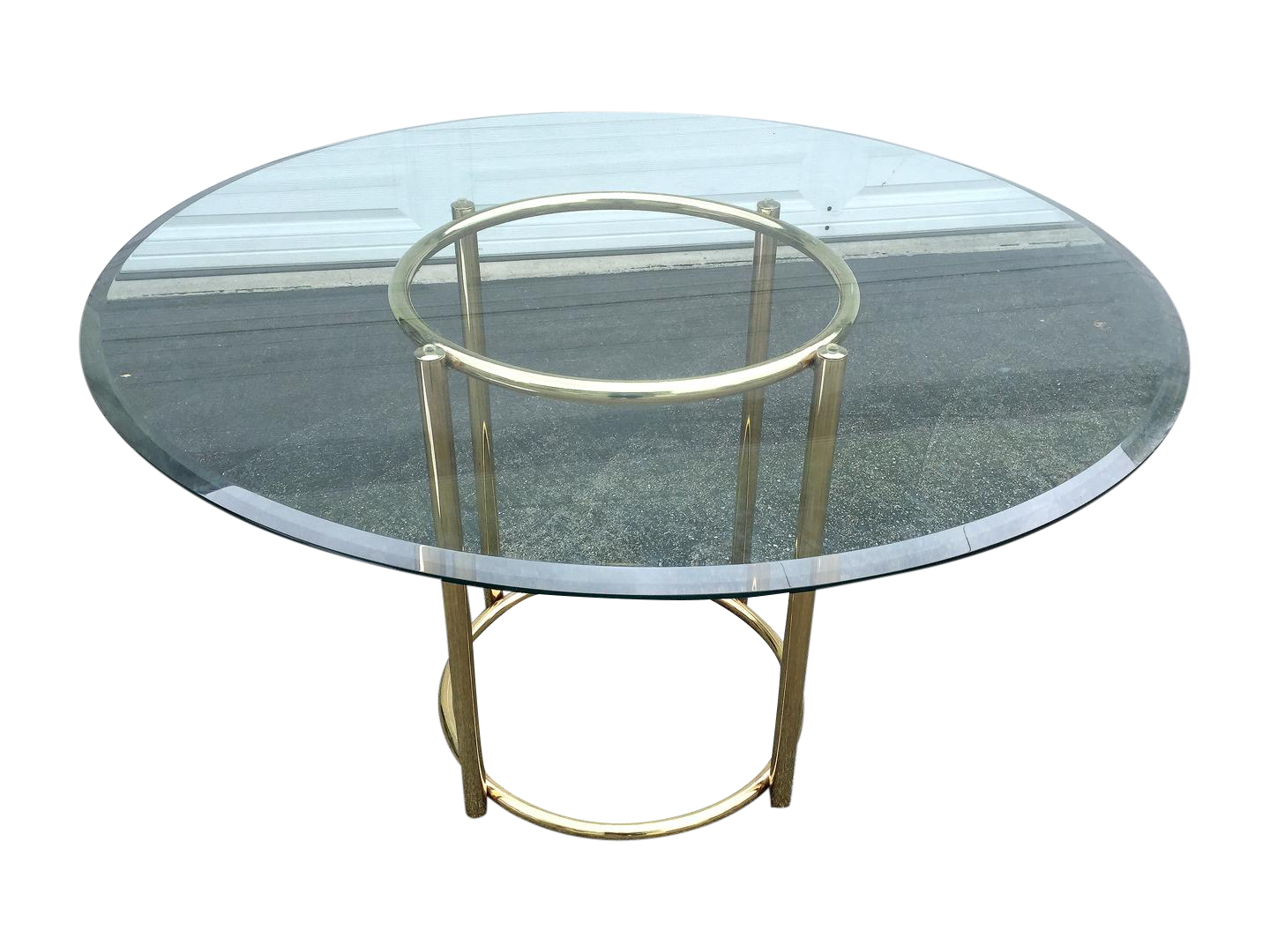 Vintage Brass Base Dining Table Chairish : fcb704f1 acea 45b1 b013 5b76ed52c934aspectfitampwidth640ampheight640 from www.chairish.com size 640 x 640 jpeg 32kB