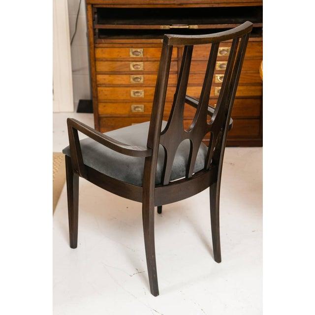 Mid-Century Pair of Brasilia Dining Chairs - Image 6 of 7