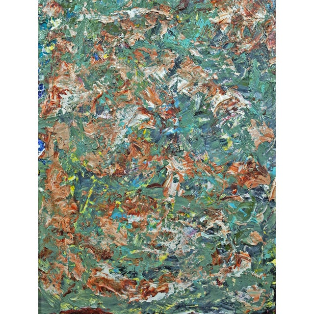 """""""# 15"""" Original Abstract Painting - Image 1 of 4"""