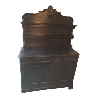 Antique Armoire or Hutch