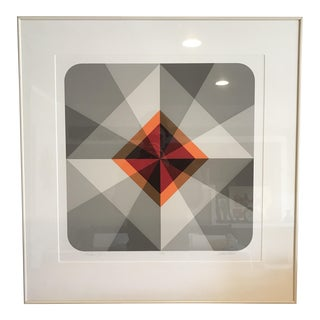 Marko Spalatin Signed and Numbered Framed Print - Orikus V
