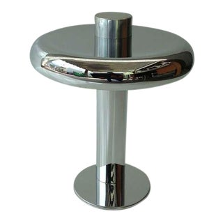 Chrome Desk Lamp by Laurel