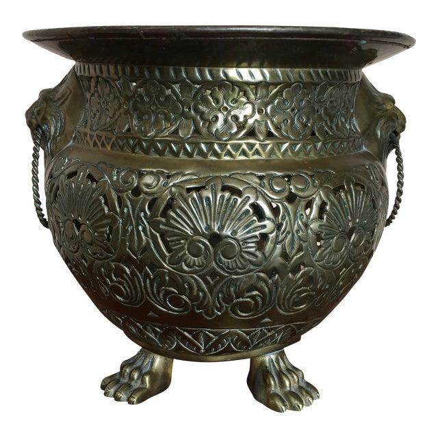 19th century brass napoleon iii jardini re chairish for Jardiniere napoleon 3
