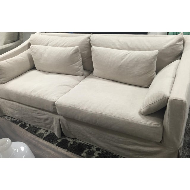 "Cisco Brothers 84"" Rebecca Deluxe Sofa - Image 6 of 6"
