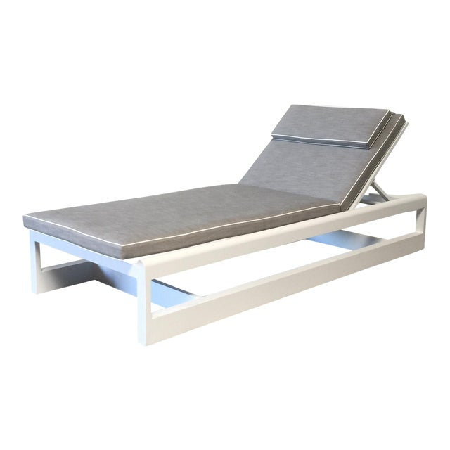 Terry Hunziker Sutherland Great Lakes Outdoor Chaise Lounge Chairish