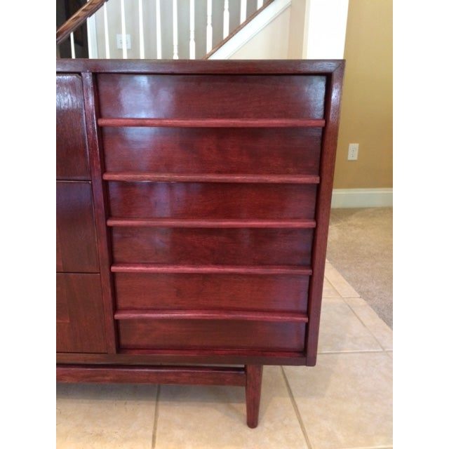 American of Martinsburg Small Credenza - Image 8 of 8