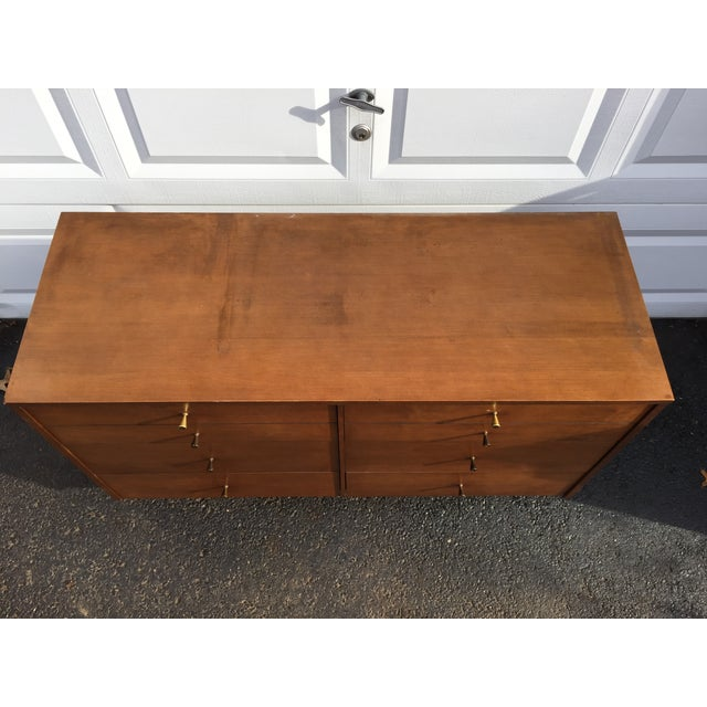 Paul McCobb Style Mid-Century Credenza With Hutch - Image 8 of 11